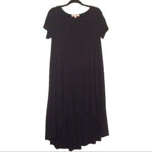 Philosophy Black Hi/Low Dress
